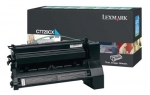 Lexmark C7720CX Cyan Toner Cartridge