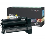 Lexmark C782X1YG Yellow Toner Cartridge
