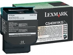 Lexmark C540H1KG Black Toner Cartridge