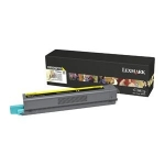 Lexmark C925H2YG Yellow High Yield Toner Cartridge
