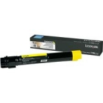 Lexmark C950X2YG Yellow Laser Toner Cartridge