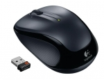 Logitech M325 Wireless Nano Mouse - Dark Silver