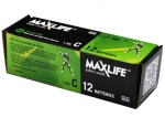 Maxlife C Alkaline Battery 12 Pack