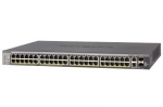 Netgear S3300-52X-PoE+ 48-port PoE+ Gigabit switch 4 x 10G