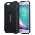 Promate Armor Rugged Impact Resistant Protective Case for iPhone 6/6S - Black
