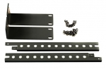 Rextron 19Inch Rackmount Kit for KNV104 KVM Switch BLACK