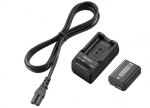 Sony ACCTRW W Type Battery and Charger