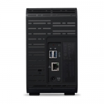 Western Digital My Cloud Expert Series EX2 Ultra 4TB (2 x2TB) 2-Bay NAS Personal Cloud Storage