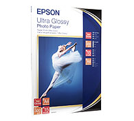 Epson Ultra A4 Glossy Photo Paper 15 sheets