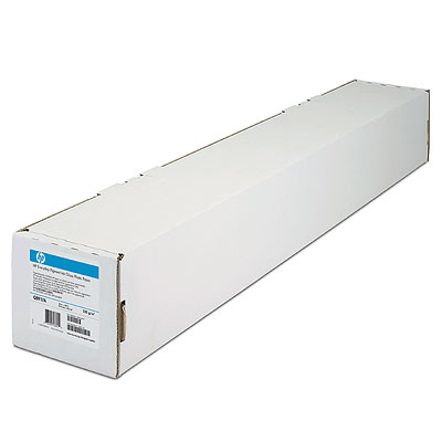 HP Heavyweight 130gsm Matte 914mm x 30.5m Coated Paper Roll