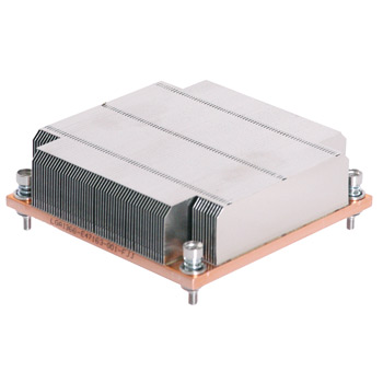 Intel Thermal Solution (Passive) Heat Sink Support Xeon 5500 Series
