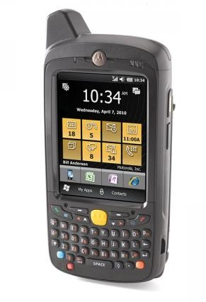 Motorola MC65 Rugged 2D Standard Range Qwerty 3G & WiFi Camera PDT With Windows Mobile 6.5
