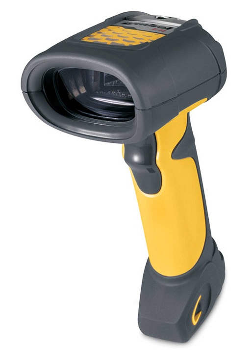 Symbol LS3408 1D Extended Range Rugged Scanner - Supports Multiple Interfaces