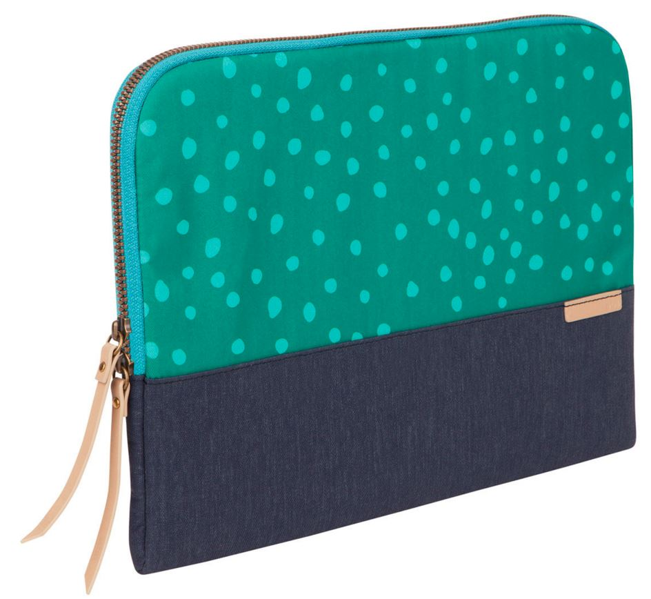 STM Grace 13 Inch Laptop Sleeve - Teal/Night Sky