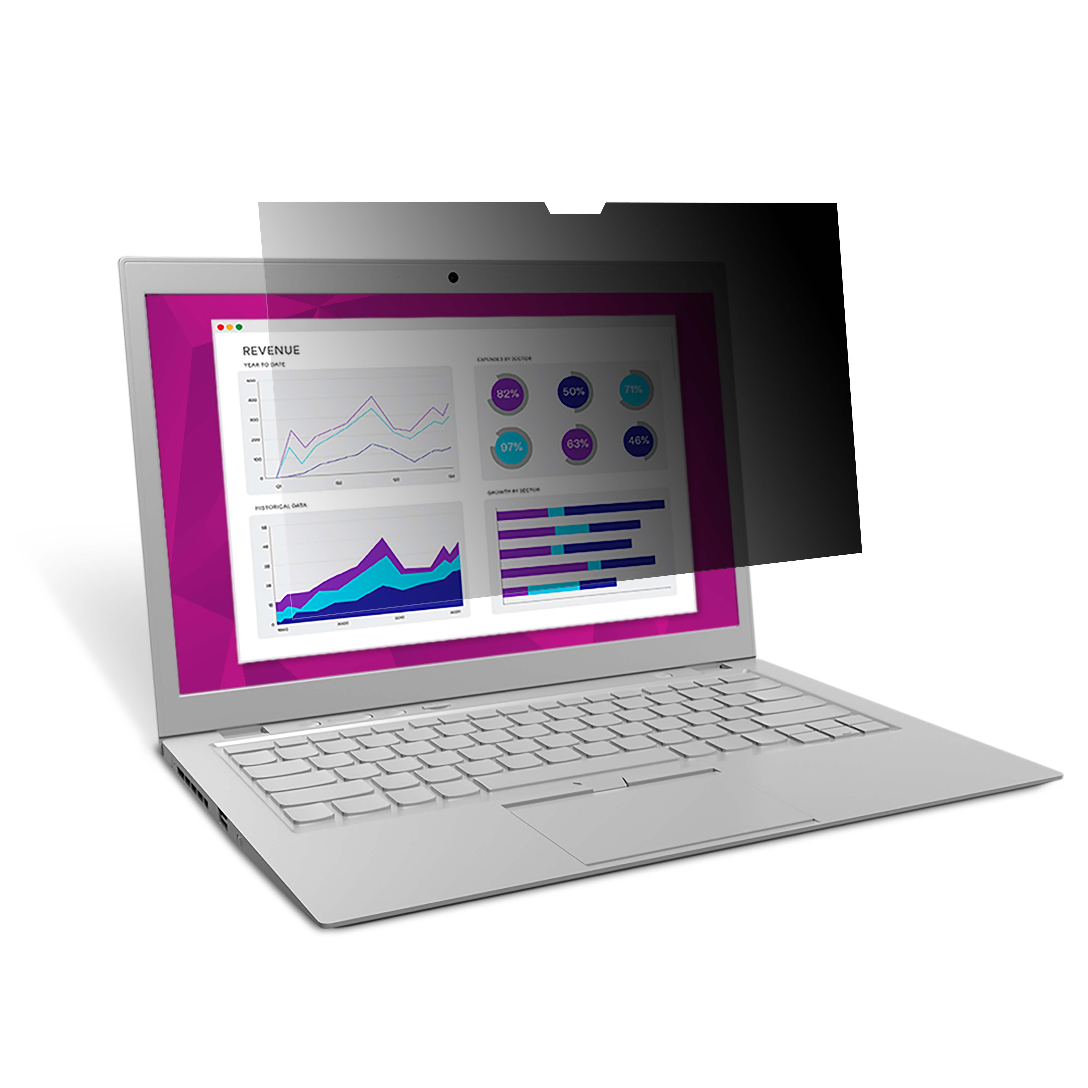 3M High Clarity Privacy Filter for Surface Book 2 (15 Inch)