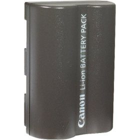 Canon BP-511A LI-ION Battery 1100 MAH (Replaces BP511)