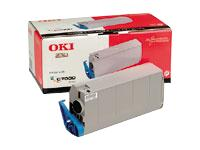 Oki C73BTONE Black Toner Cartridge