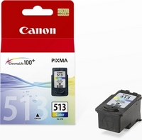 Canon CL-513 Fine Tri-Colour Ink Cartridge