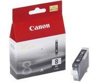 Canon CLI8BK Black ChromaLife 100 Ink Cartridge
