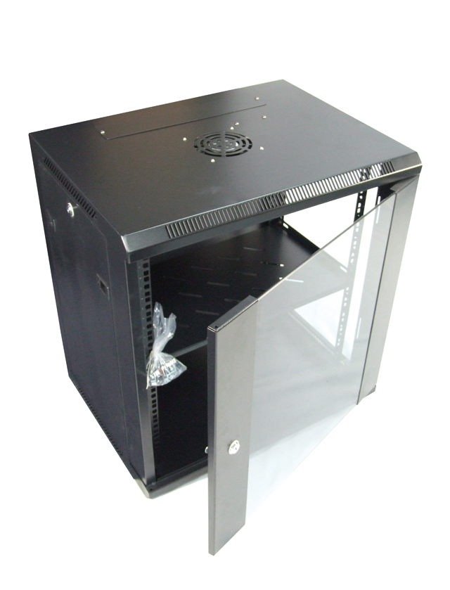 Dynamix 12RU Wall Mount Cabinet 450mm Deep (600x450x635mm)