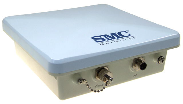 SMC Networks 802.11a/g Outdoor Enterprise Access Point - Slave Unit