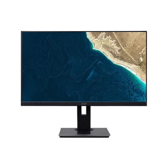 Acer B247Y 23.8 Inch 1920x1080 Full HD 4ms 75Hz 250nit IPS Monitor with Speakers - HDMI, DisplayPort, VGA + Go in the draw to WIN $1,000 Elive Voucher
