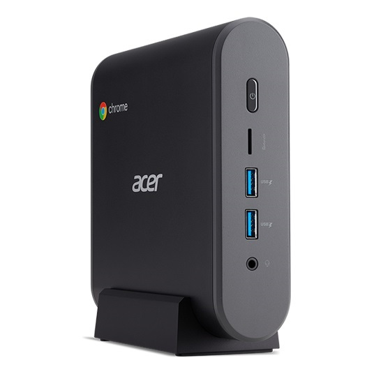 Acer Chromebox CXI3 Celeron 3865U 1.8GHz 4GB RAM 32GB SSD Mini Desktop PC with Chrome OS