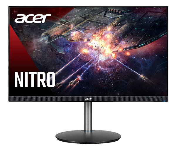 Acer Nitro XF273 27 Inch 1920x1080 Full HD 2ms 144Hz 250nit IPS Gaming Monitor with Speakers - HDMI, DisplayPort + Go in the draw to WIN $1,000 Elive Voucher