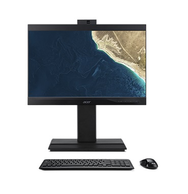 Acer Veriton Z4860G 23.8 Inch i5-9400 4.1GHz 8GB RAM 256GB SSD All-in-One Desktop with Windows 10 Pro + Go in the draw to WIN $1,000 Elive Voucher