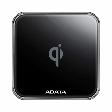ADATA CW0100 10W Wireless Charge Pad - Black