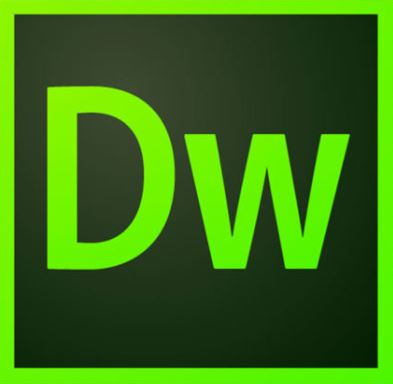 Adobe Dreamweaver Creative Cloud for Teams - 12 Month License