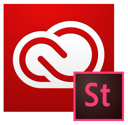 Adobe Creative Cloud for Teams + Adobe Stock Bundle - 12 Months License
