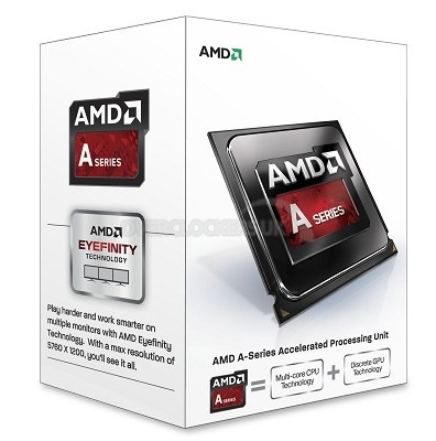 AMD A8-6500 Quad-core 3.50 GHz Socket FM2 CPU