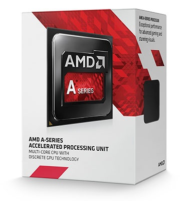 AMD A8-7600 3.10 GHz FM2+ Quad-core (4 Core) Processor