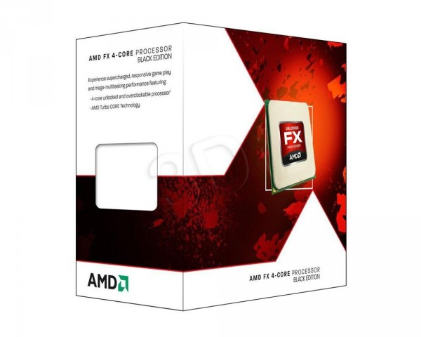 AMD FX6300 Six Core 14MB 3.5GHz AM3+ Black Edition CPU