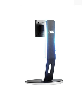 AOC H271 19-27 Inch LCD Height Adjustable Monitor Stand