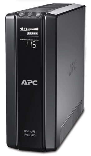 APC by Schneider Power-Saving Back-UPS Pro 1200VA 230V