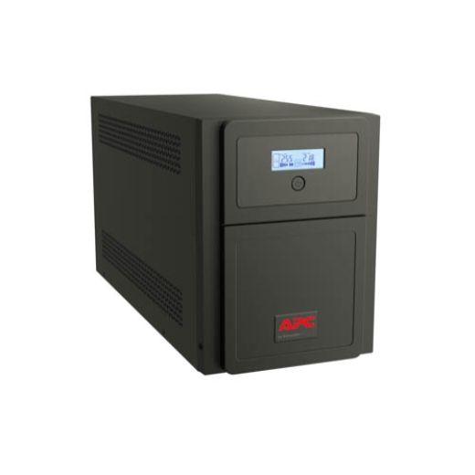 APC Easy UPS SMV 3000VA 2100W 6 Outlet Line Interactive Tower UPS