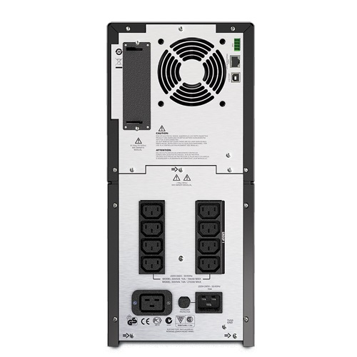 APC Smart-UPS 2200VA/1980W 8 x Outlets Line Interactive Tower UPS