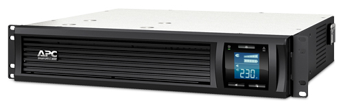 APC Smart-UPS C 3000VA Rack mount LCD 230V UPS