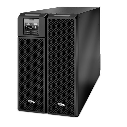 APC Smart-UPS SRT 10000VA 10000W 10 Outlet Online Double Conversion Tower UPS