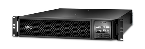 APC Smart-UPS SRT 2200VA 1980W 10 Outlet Online Double Conversion 2RU Rack Mount UPS