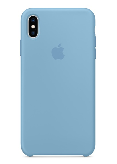 Apple iPhone Silicone Case for iPhone XS Max - Cornflower