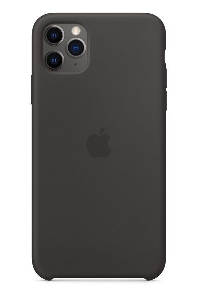 Apple Silicone Case for iPhone 11 Pro Black