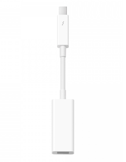 Apple Thunderbolt to FireWire Adapter with Built-in Thunderbolt cable
