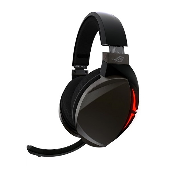 ASUS ROG Strix Fusion 300 USB & 3.5mm Over the Head Wired 7.1 Stereo Gaming Headset - Black
