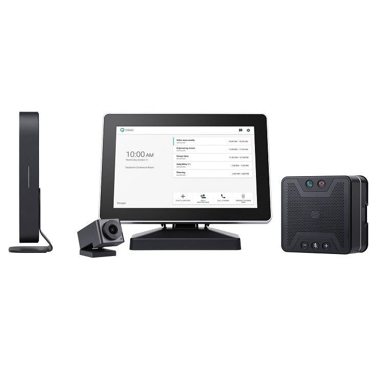 Asus Google Hangout Hardware Small Room Kit - Includes Touchscreen Interface, 4K Camera, Speaker/Mic