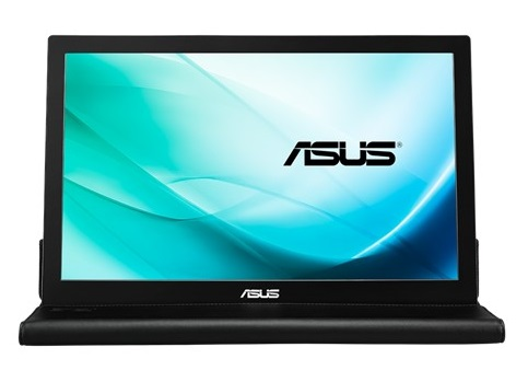 Asus MB169B+ 15.6 Inch 1920 x 1080 25ms 200nit IPS Portable Monitor - USB