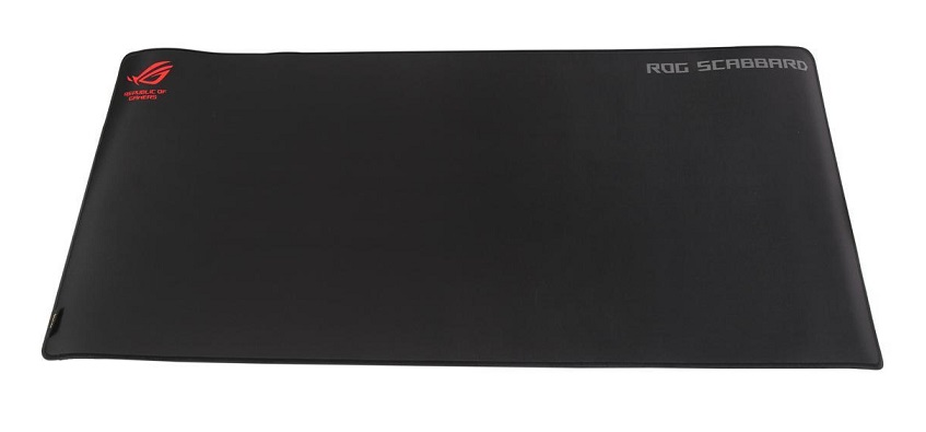 Asus ROG Scabbard Extended Gaming Mouse Pad