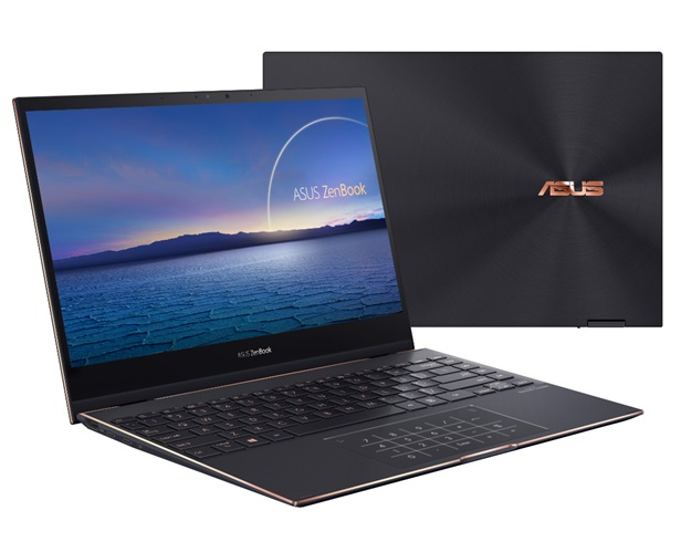 Asus ZenBook Flip S UX371EA 13.3 Inch i7-1165G7 4.7GHz 16GB RAM 1TB SSD Touchscreen Laptop with Windows 10 Home